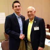 August 2013: I had the opportunity to speak with Bill Rasmussen, co-founder, first president and CEO of ESPN.