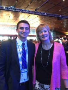 March 2016: I had the pleasure of speaking with Jackie MacMullan, NBA columnist for ESPN, while attending the 2016 MIT Sloan Sports Analytics Conference.