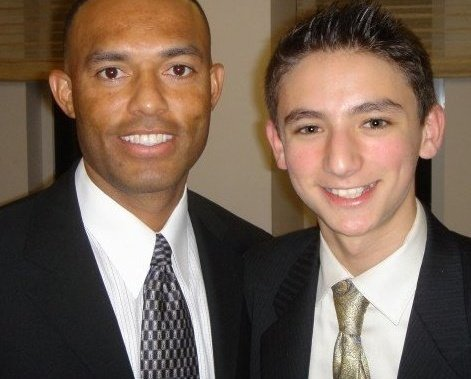November 2010: I interviewed Mariano Rivera, MLB and New York Yankees legend, while working for the West Orange Chronicle as a sportswriter.