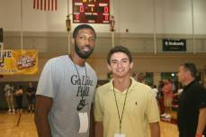 June 2013: I had the chance to interview former NBA player and Syracuse University star Hakim Warrick.