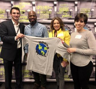 February 2018: I assisted Hoops4All, a Connecticut-based non-profit, to raise money via a tickets and merchandise auction at Barclays Center during a Brooklyn Nets game. More than $10,000 was raised at the event.
